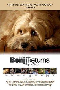 Возвращение Бенджи на DVD