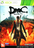 DmC Devil May Cry (Xbox 360)
