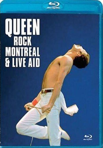 Queen Rock Montreal Live Aid (Blu-ray)* на Blu-ray