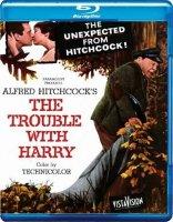 Неприятности с Гарри (Blu-ray)