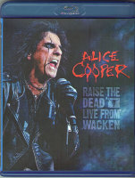 Alice Cooper Raise the Dead Live from Wacken (Blu-ray)*