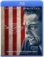 Дж Эдгар (Blu-ray)
