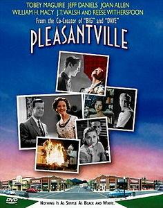 Плезантвиль на DVD