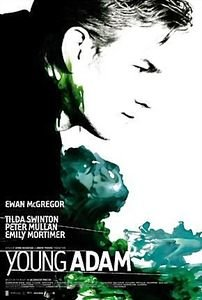 Молодой Адам  на DVD