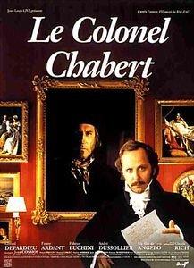 Полковник Шабер на DVD