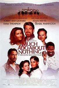 Много шума из ничего (Кеннет Бранаг)  на DVD