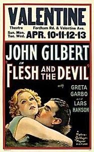 Плоть и дьявол на DVD