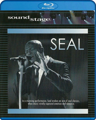 Seal Soundstagem (Blu-ray)* на Blu-ray