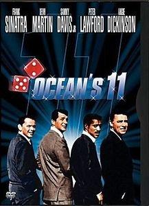 Одиннадцать старых друзей Оушена на DVD