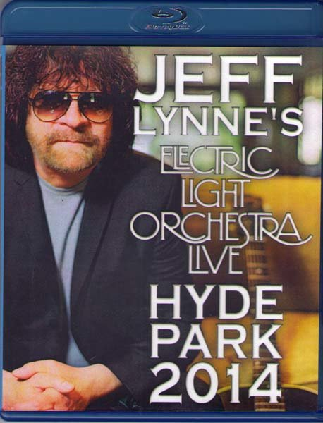 Jeff Lynne Jeff Lynnes Electric Light Orchestra Live at Hyde Park (Blu-ray)*