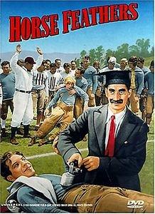 Лошадиные перья  на DVD