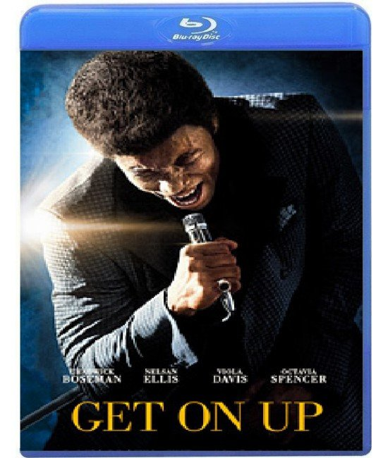Джеймс Браун Путь наверх (Blu-ray)* на Blu-ray