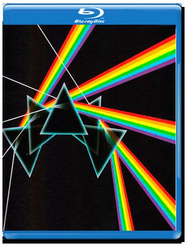 Pink Floyd The dark side of the moon (Blu-ray)*