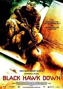 Черный ястреб на DVD