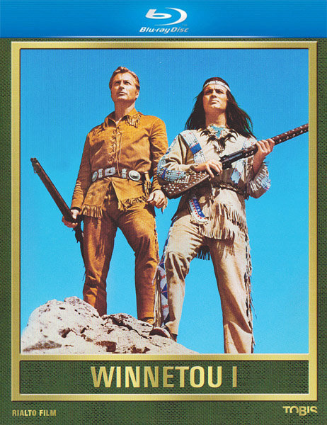 Виннету Золото апачей (Blu-ray) на Blu-ray