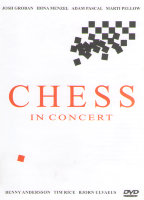 Шахматы (Chess in concert) (DVD+CD)