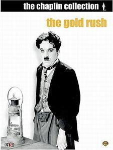 Чарли Чаплин: Золотая лихорадка на DVD