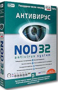 Антивирус NOD32 Standard RNW for 1 user (карточка продления) (PC CD)