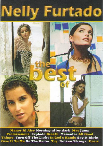 Nelly Furtado The Best (Клипы / Live) на DVD