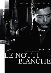 Белые ночи  (Лукино Висконти)  на DVD