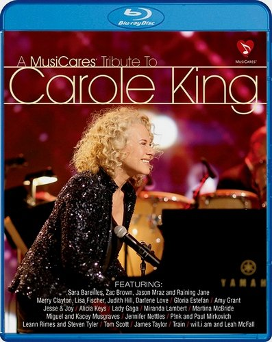 A MusiCares Tribute to Carole King (Blu-ray)* на Blu-ray