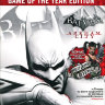 Batman Arkham City Game of the Year Edition (2 DVD) (Xbox 360)