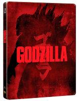 Годзилла 3D+2D (2 Blu-ray)