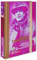 Коллекция Франсуа Трюффо 2 Том (Четыреста ударов / Стреляйте в пианиста / Жюль и Джим / Две англичанки и континент) (4 DVD)