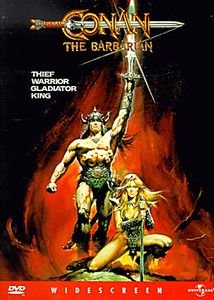 Конан варвар (КиноМания) на DVD
