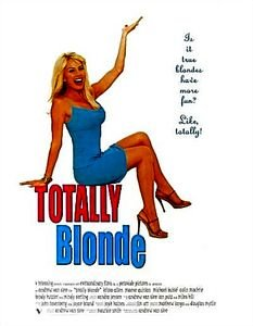 Настоящая блондинка  на DVD