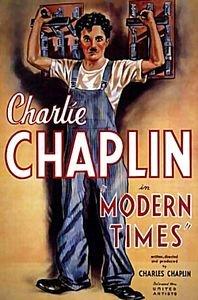 Чарли Чаплин: Новые времена на DVD
