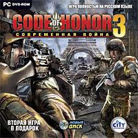 Code of Honor 3: Современная война (PC DVD)