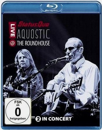 Status Quo Aquostic Live at the Roundhouse (Blu-ray)* на Blu-ray