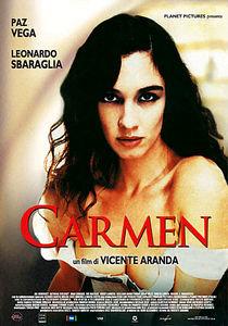 Кармен (реж. Висенте Аранды)   на DVD