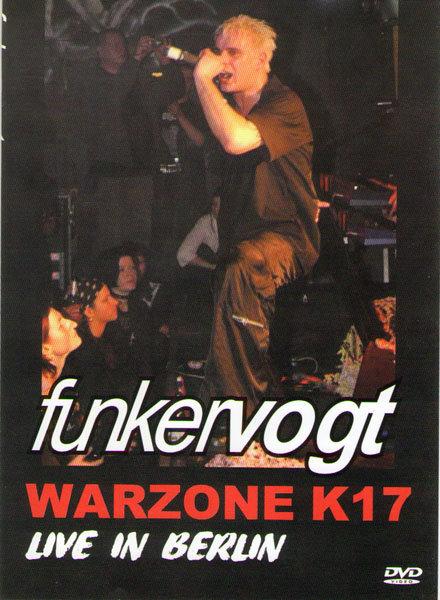 Funker Vogt Warzone K17 Live in Berlin на DVD