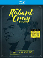 The Robert Cray Band 4 Nights Of 40 Years Live (Blu-ray)*