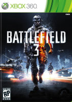 Battlefield 3 (Xbox 360) ( 2 DVD )