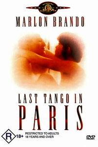 Последнее танго в Париже  на DVD