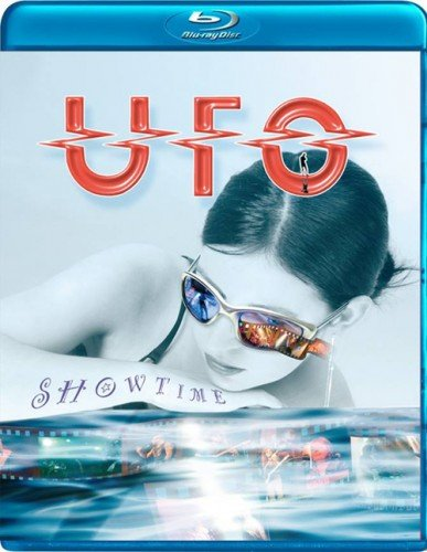 UFO Showtime (Blu-ray)* на Blu-ray