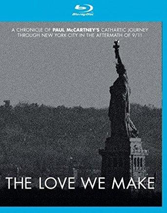 Paul McCartney The love we make (Blu-ray)* на Blu-ray
