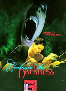 Embrace the darkness на DVD
