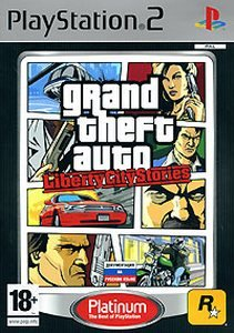 Grand Theft Auto: Liberty City Stories. Platinum (PS2)