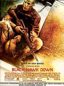 Десант черного ястреба на DVD