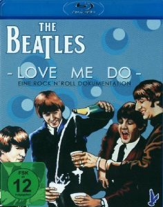 The Beatles Love Me Do (Blu-ray)
