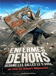 Взаперти (Альберт Дюпонтель)  на DVD