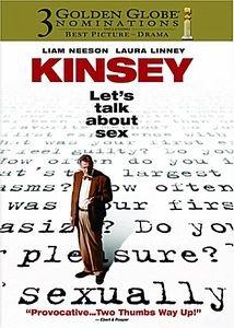 Кинси на DVD