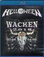 Helloween Pumpkins United Wacken Open Air (Blu-ray)