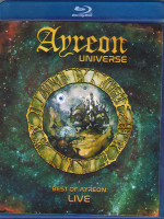 Ayreon Universe The Best of Ayreon Live (Blu-ray)*