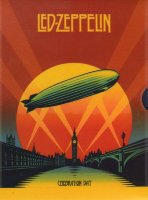 Led Zeppelin Celebration Day (2 DVD)