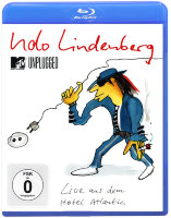 Udo Lindenberg MTV Unplugged Live aus dem Hotel Atlantic (Blu-ray)